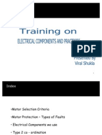 Presentation on Fundamentals of Electrical Components- For Learning Purpose Only