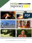 California Contemporary Art - Summer 2011