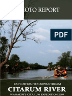 CITARUM-Expedition to Downstream Citarum River by Wanadri (English)