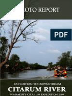 CITARUM-Expedition to Downstream Citarum River by Wanadri (English)