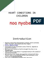 Heart Conditions Inn Children