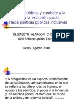 Desarrollo y Politicas Publicas