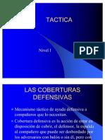 TACTICA DEFENSA. APUNTES ESCUELA DE ENTRENADORES DE FUTBOL DE LUGO