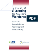 Vision of eLearning in US Workforce