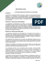 Los Diez Principios Comercio Justo June2011