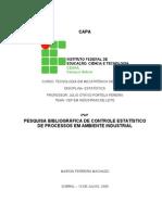 3ªap DE Estatística CEP em ambientes industriais
