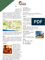 Villa Maly Fact Sheet - A Luang Prabang Boutique Hotel