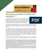1924. Haya de la Torre - América Latina y el imperialismo de los Estados Unidos