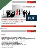 Rittman OBIEE Architecture