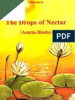 Drops of Nectar by Param Shredhey Shri Swami Ramsukhdasji