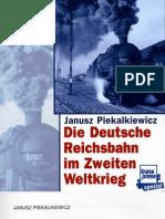 Trans Press Verlag - Die Deutsche Reichsbahn in Zweiten Weltkrieg