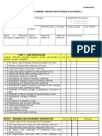 FSI Checklist (May 2011)