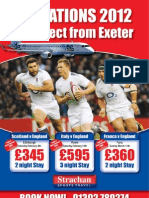 England Supporters Six Nations 2012 PDF