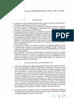 20110628 Accordo Interconfederale a CGIL CISL UIL