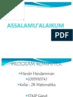 Power Point Delphi Handri