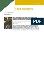 Belt Conveyors Mines