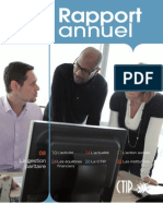 Rapport annuel 2010 du CTIP
