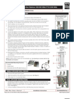 RFS Wideband Diplexer Installation Rev1