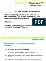 Lawful  Object
