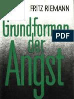Psychologie Riemann, Fritz - Grundformen Der Angst