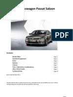 Product Guide Passat