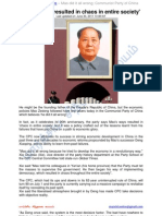 Mao wrong