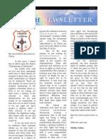 News Letter July 2011
