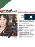 Tract Promo Avignon
