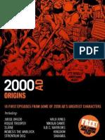 2000 Ad Origins 1 -Free