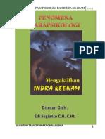 Parapsikologi, ESP, Indra Ke Enam, Telepati, Meraga Sukma