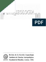 (2000) Arqueología de Cerro de los Indios y su entorno - Mengoni Goñalons y Yacobaccio