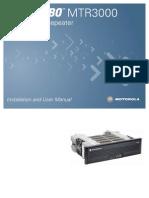 Manual de Instalacion MTR3000