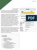 Moodle - Wikipedia, La Enciclopedia Libre
