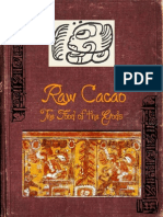 Raw Cacao Report