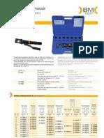 BM - Pressa Idraulica Manuale