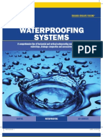 Waterproofing Brochure