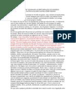 ARTIGO CONFLITOS DE VIZINHANÇA E PERTURBAÇÃO DO SOSSEGO
