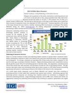 Jegi 1h 2011 m&a Overview