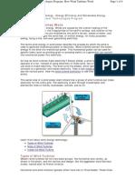 How Wind Turbines Work EERE