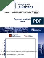 Presentación BBVA Académica