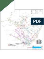 mapa sistema interligado
