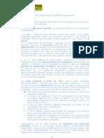 Reparto de la industria en España. Factores.