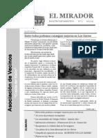 El Mirador - Boletín 2 (Octubre 2005)