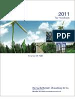 CroweHorwathTax Handbook 2011-2012