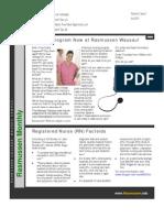Rasmussen Monthly - Wausau Campus - July 2011 Issue