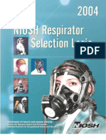NIOSH Respirator Selection Logic PDF