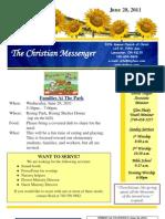 June 28 Newsletter