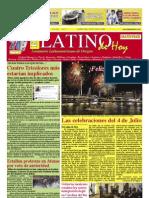 El Latino de Hoy Weekly Newspaper   6-29-2011