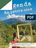 Agenda Du Patrimoine 2011
