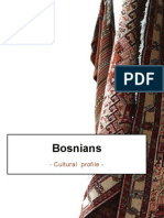 Bosnia - Cultural Profile